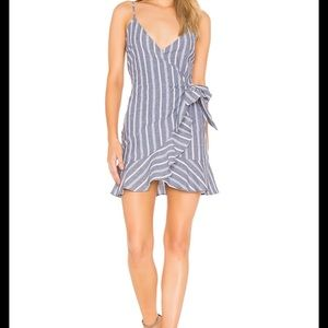 The Fifth Label VOYAGE WRAP DRESS. New with tags!